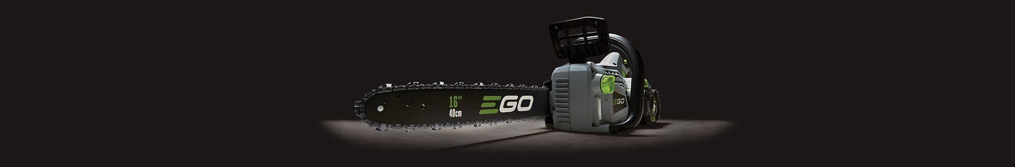 Ego Power Plus - Ego Power+ kettingzagen